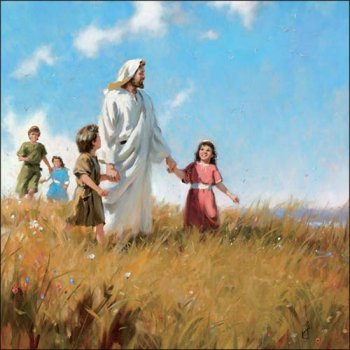 jesus_with_the_children_jekel